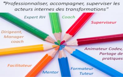 Atelier pratique «Comment accompagner et superviser les accompagnants internes» le 17 Mai à Strasbourg
