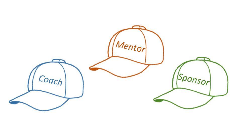 3 casquettes pour accompagner ses collaborateurs